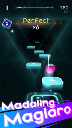 Magic Jump: EDM Ball Dancing screenshot 3