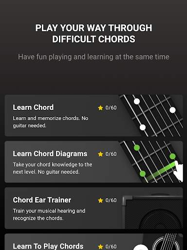 GuitarTuna - Tuner for Guitar Ukulele Bass & more! screenshot 11