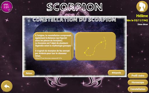Horoscope du couple 8 تصوير الشاشة