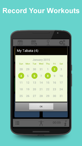 Tabata Timer for HIIT screenshot 4