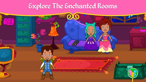 مدينة الأميرات - ألعاب بيت العرائس للأطفال 5 تصوير الشاشة