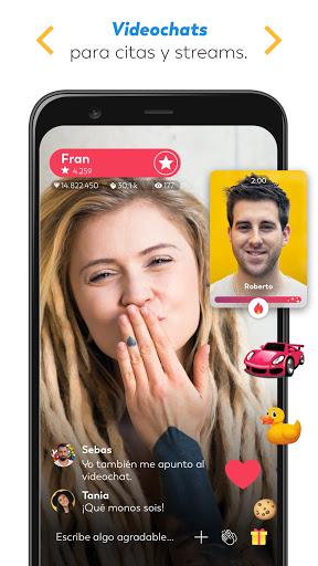 LOVOO - Chat app de citas, conocer gente y ligar screenshot 3