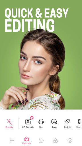 BeautyPlus Me - Easy Photo Editor & Selfie Camera скриншот 2