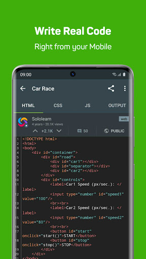 Sololearn: Learn to Code for Free screenshot 4