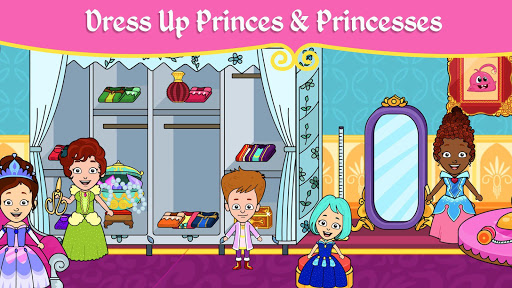 مدينة الأميرة تيزي - ألعاب قلعة بيت العرائس 19 تصوير الشاشة