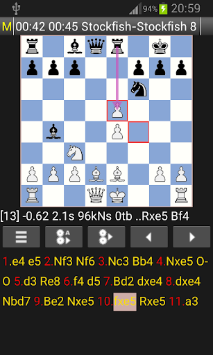 Other (Stockfish) 64 Engines (OEX) скриншот 2