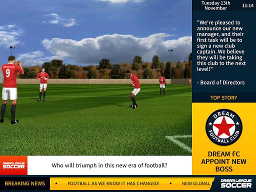 Dream League Soccer 13 تصوير الشاشة