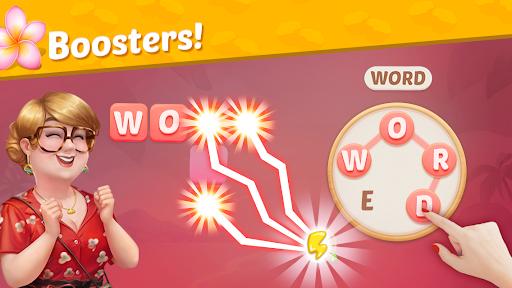 Alice's Resort - Word Puzzle Game screenshot 4