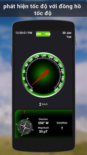 gps vệ tinh sống đất bản đồ & tiếng nói dẫn đường screenshot 7