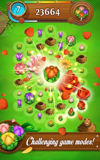 Blossom Blast Saga 14 تصوير الشاشة