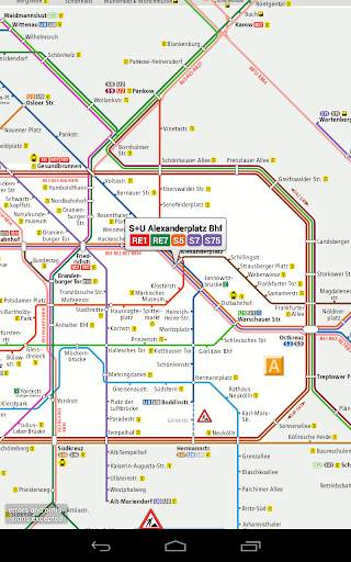 Offi - Journey Planner screenshot 11