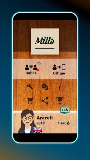 Mills | Nine Men's Morris - Free online board game screenshot 7