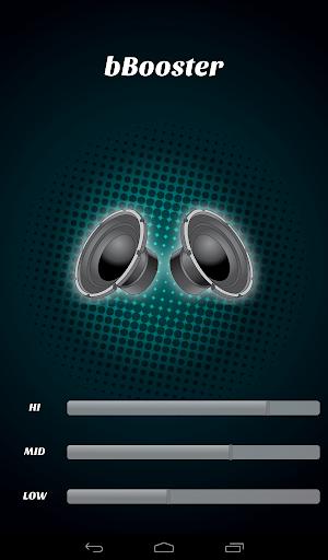 Easy Bass Booster / EQ 5 تصوير الشاشة