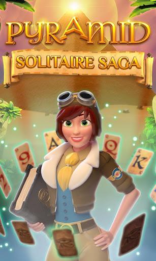 Pyramid Solitaire Saga 6 تصوير الشاشة