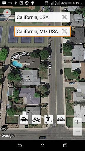 غس خريطة مجانية 5 تصوير الشاشة