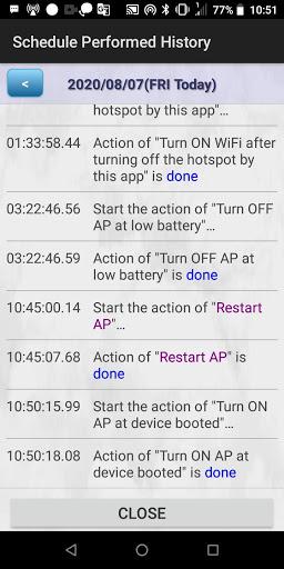 HotSpot Tethering - WiFi AP Editor, Share Net/5G screenshot 4