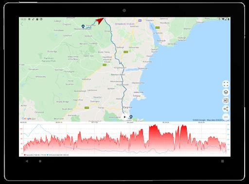 Digital Dashboard GPS screenshot 11