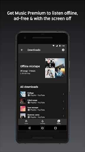 YouTube Music - Stream Songs & Music Videos screenshot 5