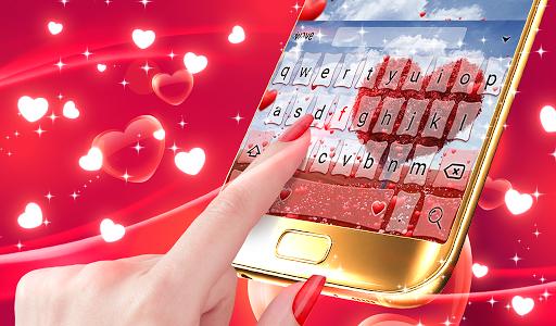 Land of Love Animated Keyboard + Live Wallpaper screenshot 4