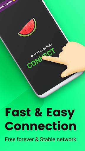 Melon VPN - Unblock Free Wifi Proxy VPN screenshot 1