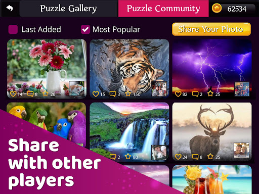 Good Old Jigsaw Puzzles - Free Puzzle Games 2 تصوير الشاشة