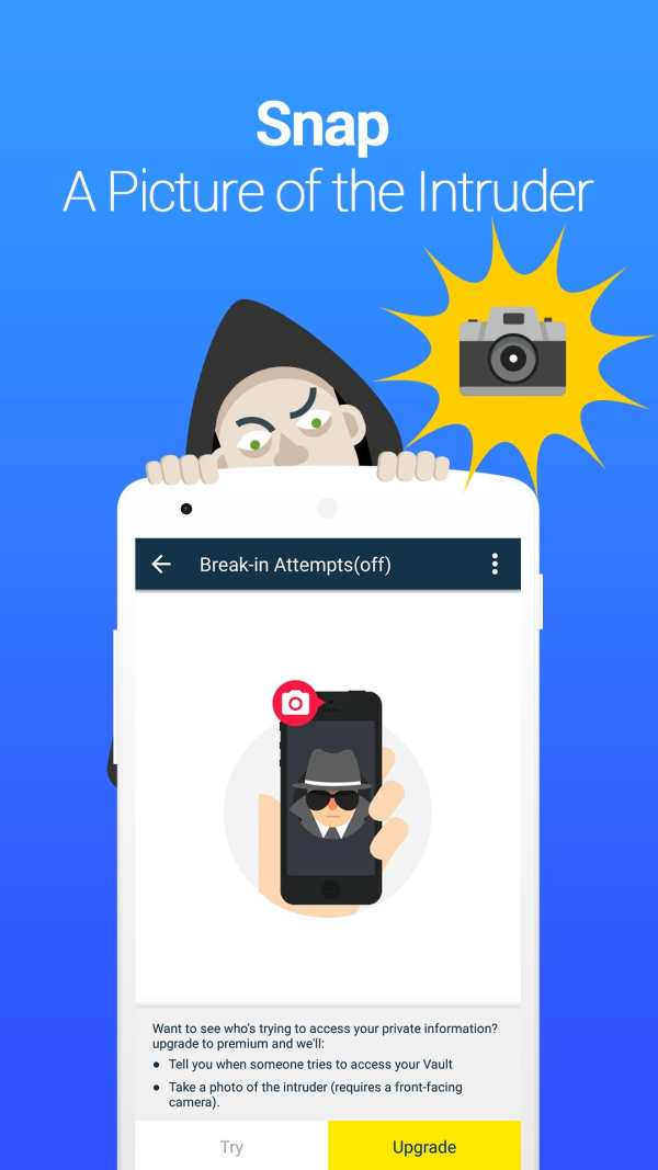 Vault - Hide Pics & Videos, App Lock, Free Backup screenshot 4