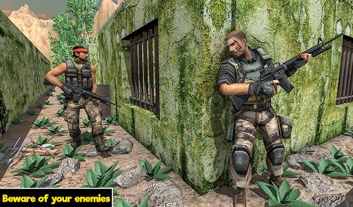 Commando behind the Jail- Escape Plan 2019 screenshot 4