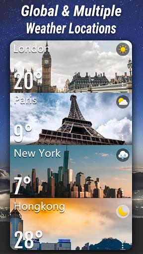 मौसम - Weather स्क्रीनशॉट 5