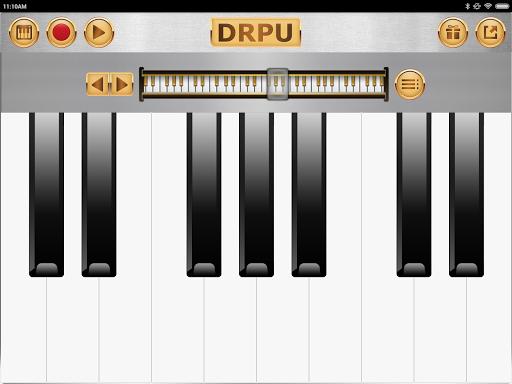 Piano Keyboard Classic Music 21 تصوير الشاشة