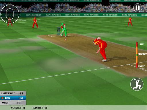 Cricket World Tournament Cup 2020: Play Live Game screenshot 6