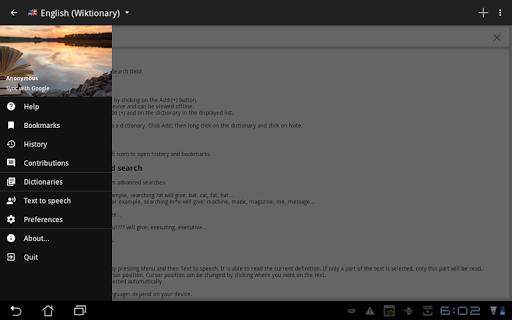 Offline dictionaries screenshot 7