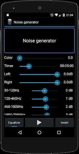 Tone Generator PRO 5 تصوير الشاشة