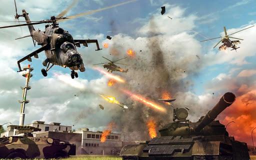 Army Gunship Helicopter Games 3D: Joycity Battle screenshot 8