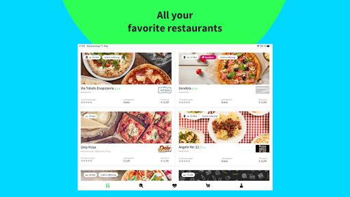 mjam.at - Order Food Online screenshot 8