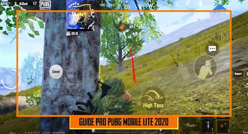 Guide For PUβG Winner Lite mobile-battleground screenshot 4
