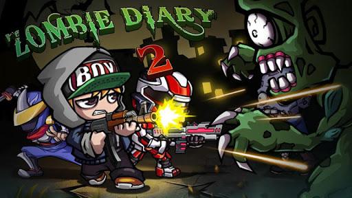 Zombie Diary 2: Evolution 7 تصوير الشاشة
