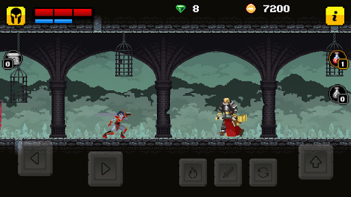 Dark Rage - Action RPG screenshot 5