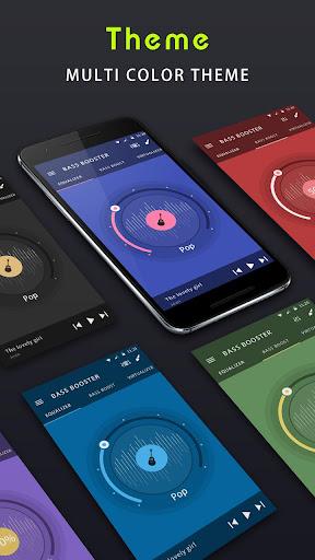 Equaliser musik & Penguat bass screenshot 2