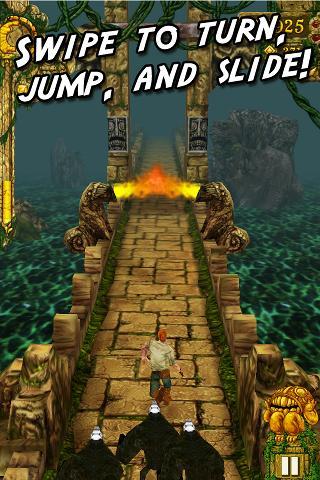Temple Run screenshot 1