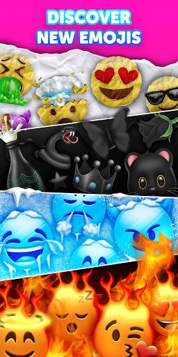 Create emoji up: new emoji & wemoji emojii hearts screenshot 6