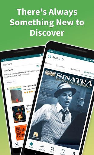 Scribd: Audiobooks & ebooks screenshot 5