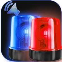 Loud Police Siren Sound - Police Siren Light on APKTom