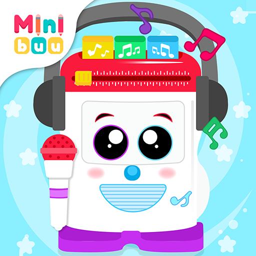 Baby Radio Toy. Kids Game أيقونة