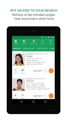 TamilMatrimony® - Tamil Marriage & Matrimony App screenshot 10