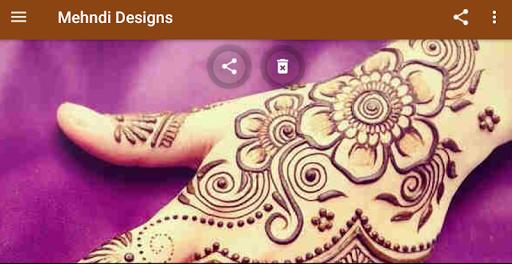 Mehndi Designs (offline) screenshot 9