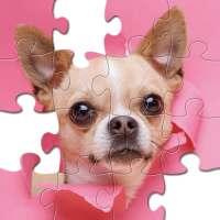 Koleksi Puzzle Susun Gambar HD - untuk dewasa on 9Apps