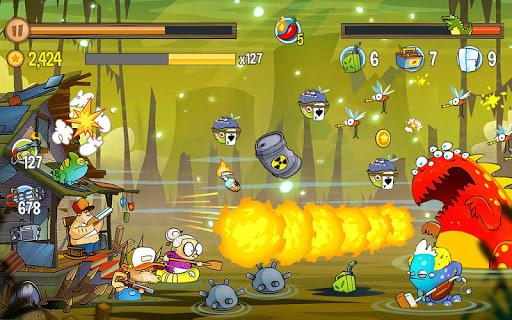 Swamp Attack screenshot 10
