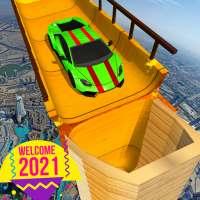 Car Racing Mega Ramp Stunts 3D: New Car Games 2020 on 9Apps