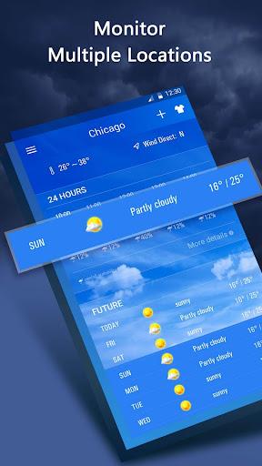 Weather Forecast App screenshot 4