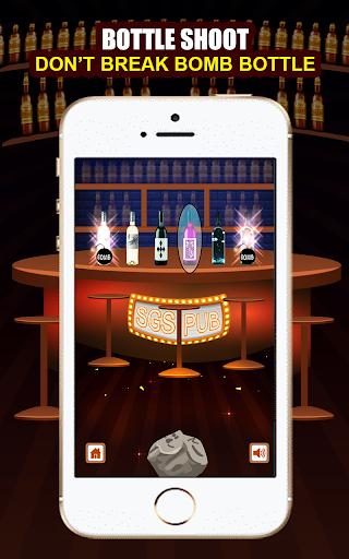 Bottle Shoot Game Forever screenshot 10